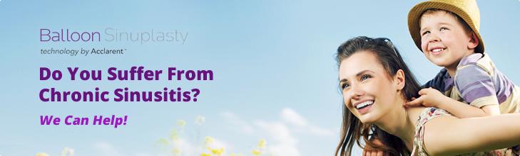 Balloon Sinuplasty | Minimally Invasive Sinus Surgery