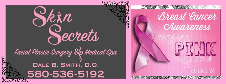Breast Cancer Awareness - Skin Secrets
